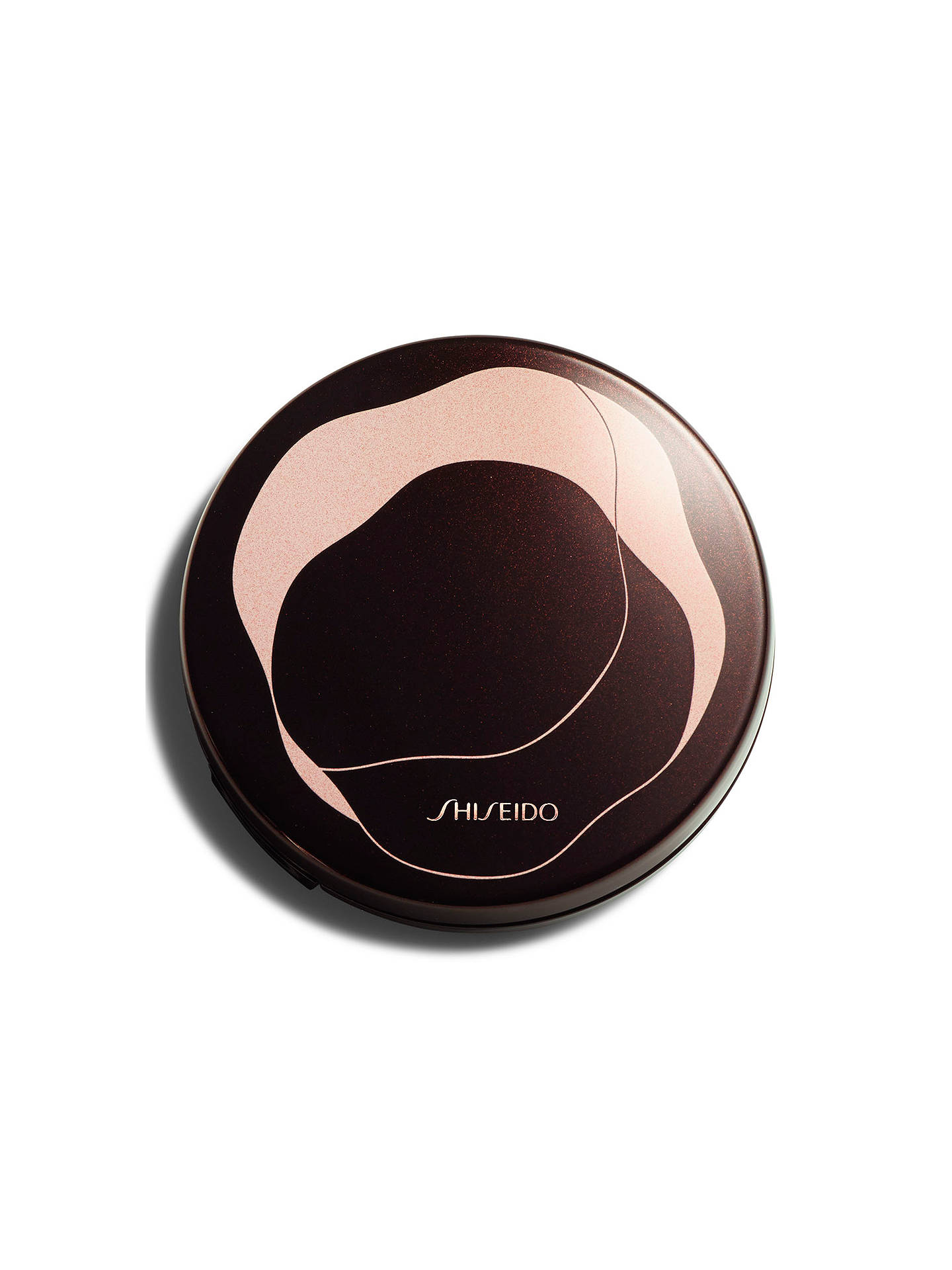 Buy Shiseido Synchro Skin Cushion Compact Bronzer Online at johnlewis.com