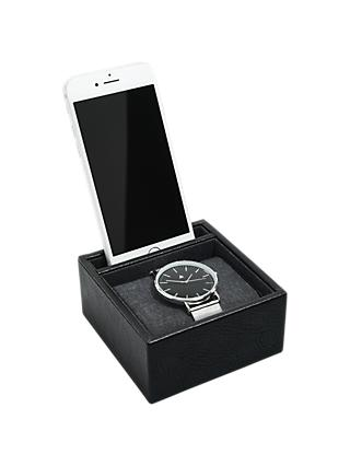 Stackers Technology & Watchhub, Black