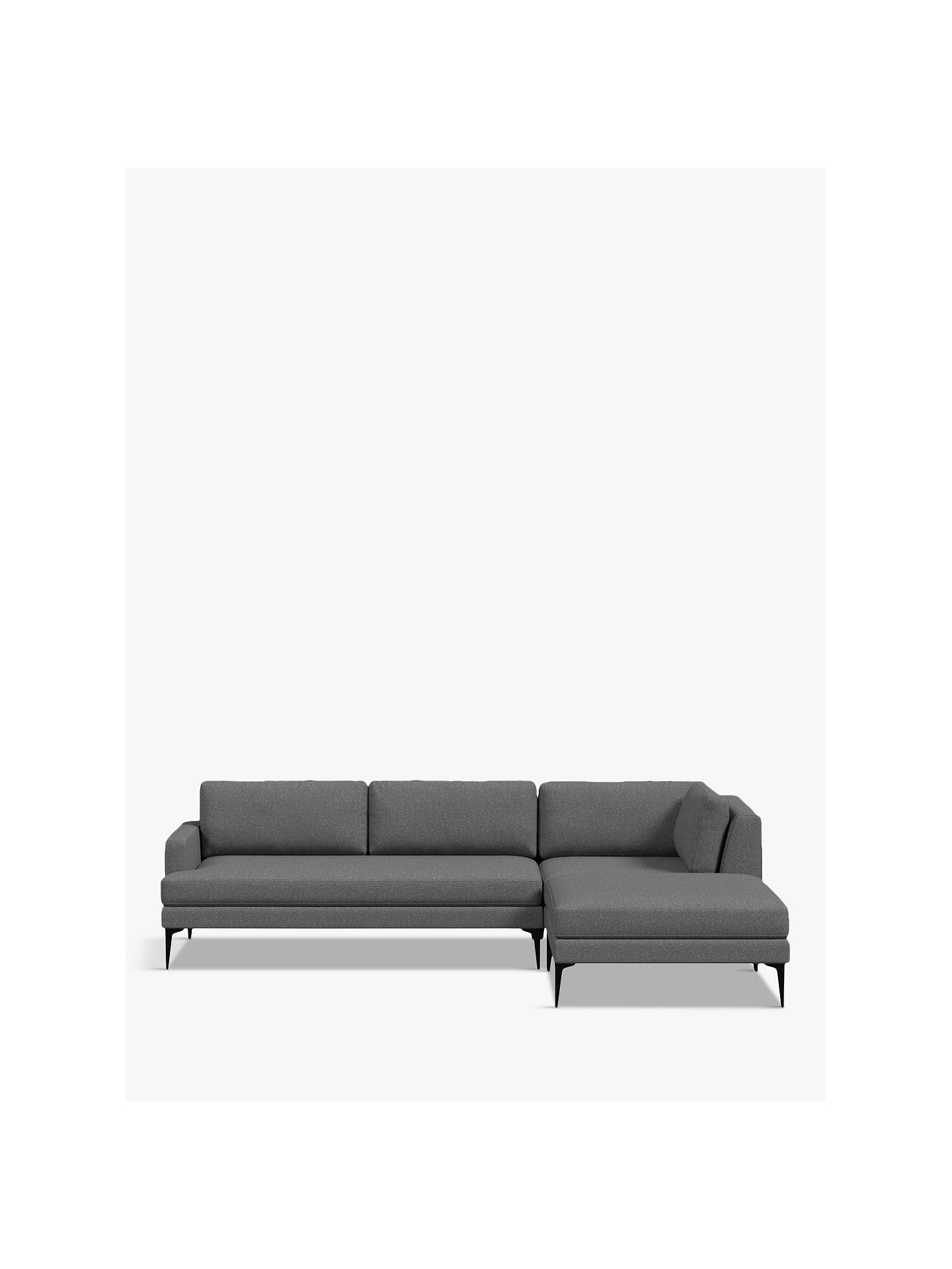 Phenomenal West Elm Andes Large 3 Seater Rhf Sectional Sofa Salt And Alphanode Cool Chair Designs And Ideas Alphanodeonline