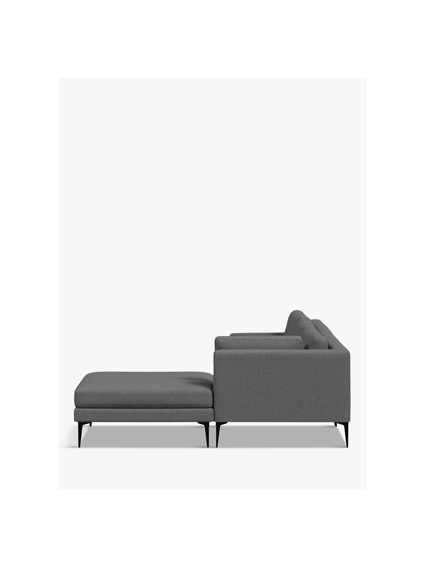 Tremendous West Elm Andes Large 3 Seater Rhf Sectional Sofa Salt And Alphanode Cool Chair Designs And Ideas Alphanodeonline
