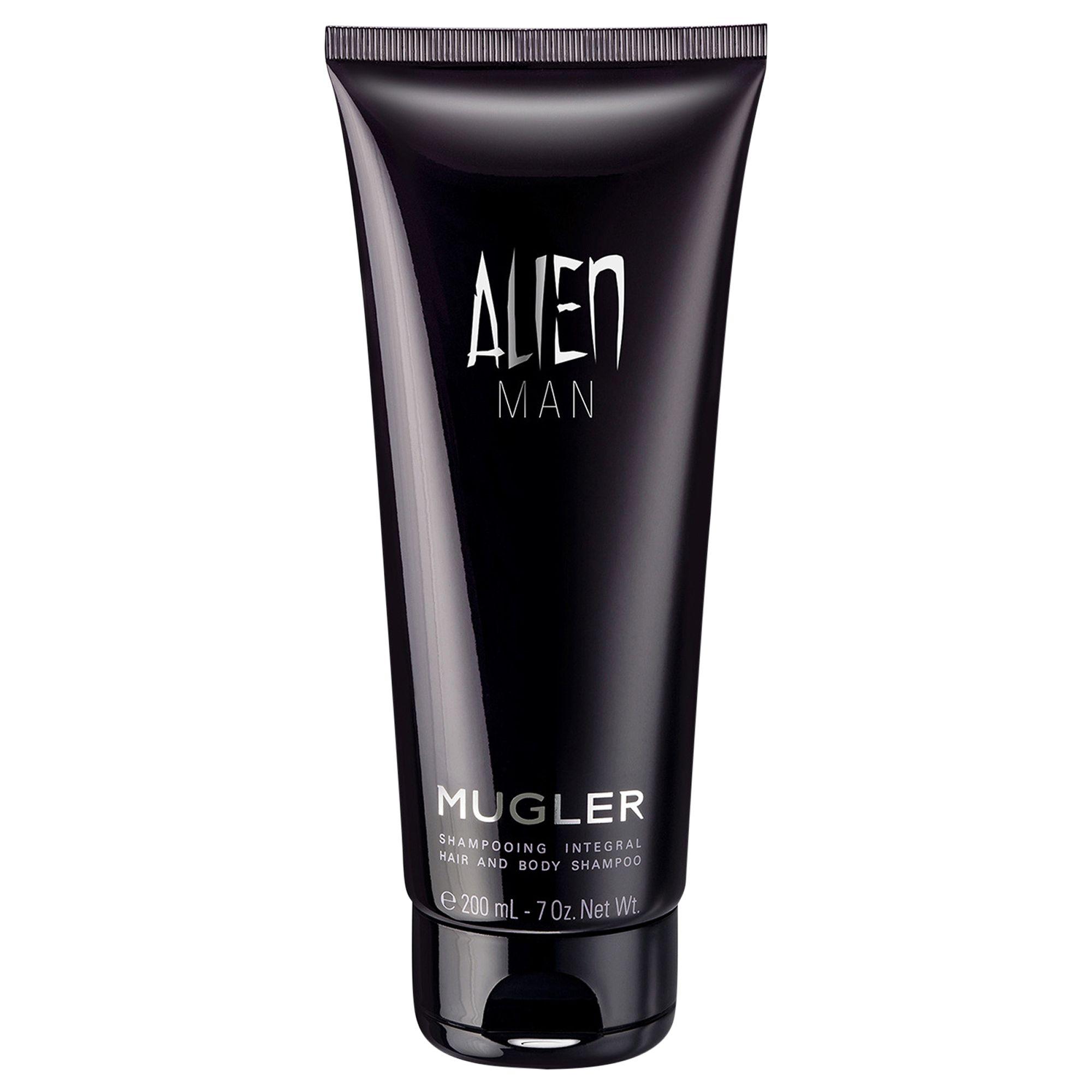 Mugler Mugler Alien Man Hair & Body Shampoo, 200ml