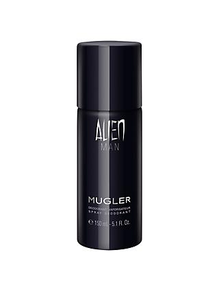 Mugler Alien Man Deodorant Spray, 150ml