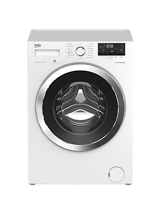 Beko WJ842443W Washing Machine, 8kg, A+++ Energy Rating, White