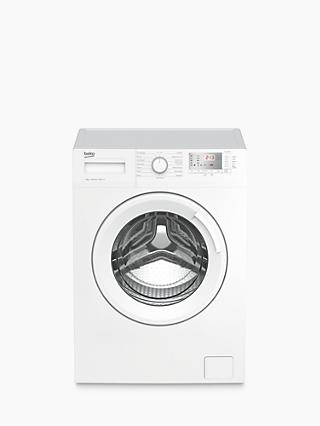 Beko WTG941B2JW Freestanding Washing Machine, 9kg Load, A+++ Energy Rating, 1400rpm Spin, White