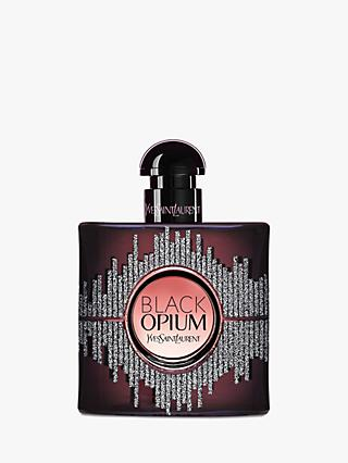 Yves Saint Laurent Black Opium Sound Illusion Eau de Parfum, 50ml