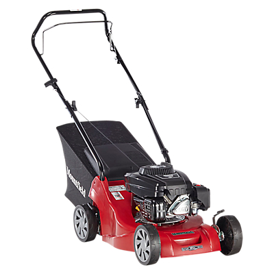 Image of Mountfield HP414 39cm Hand-Propelled Petrol Lawnmower