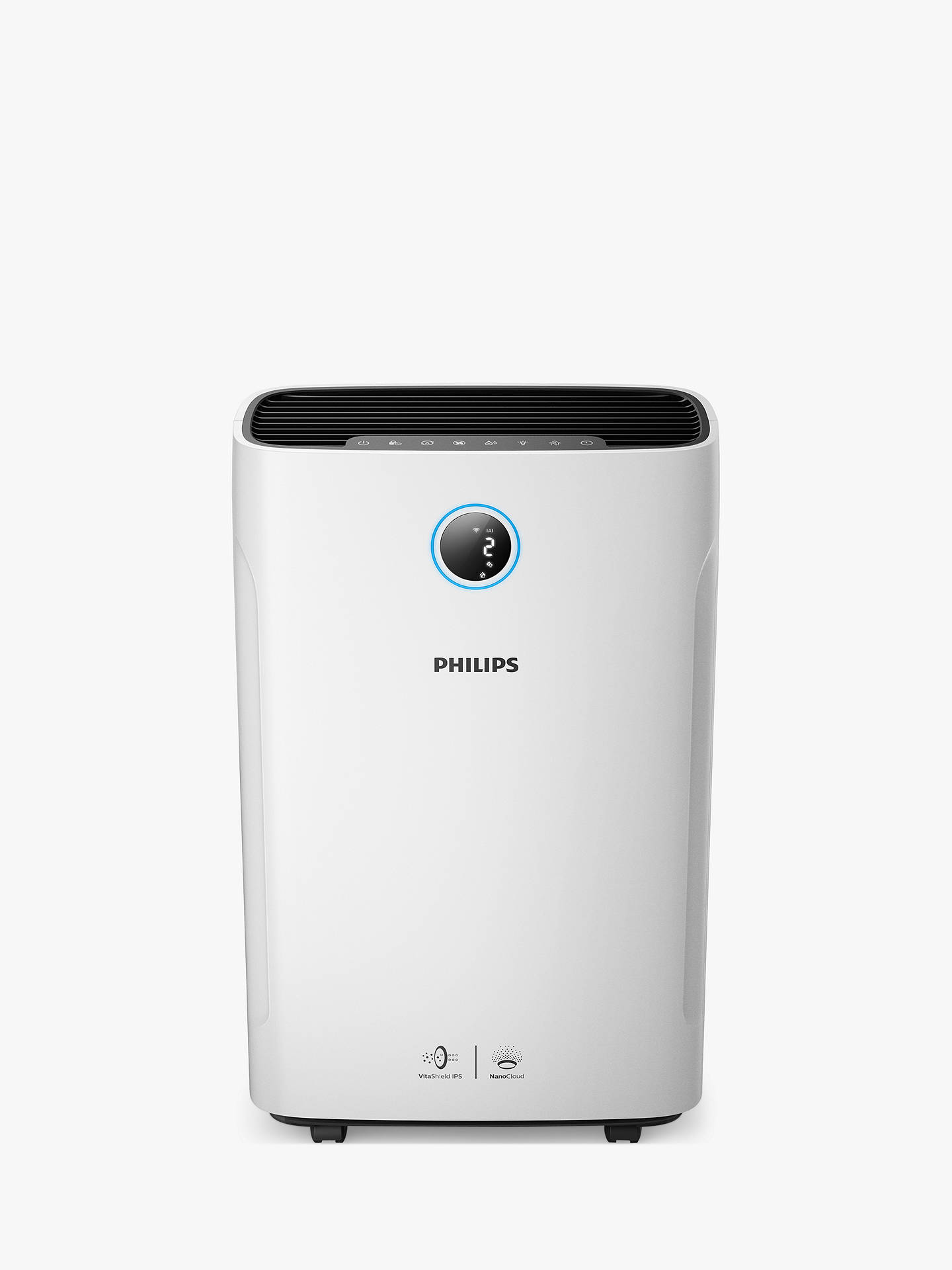 Philips Ac3829 60 2 In 1 Air Purifier And Humidifier At