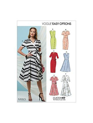 Vogue   Sewing Patterns   John Lewis   Partners d815d53dba4e