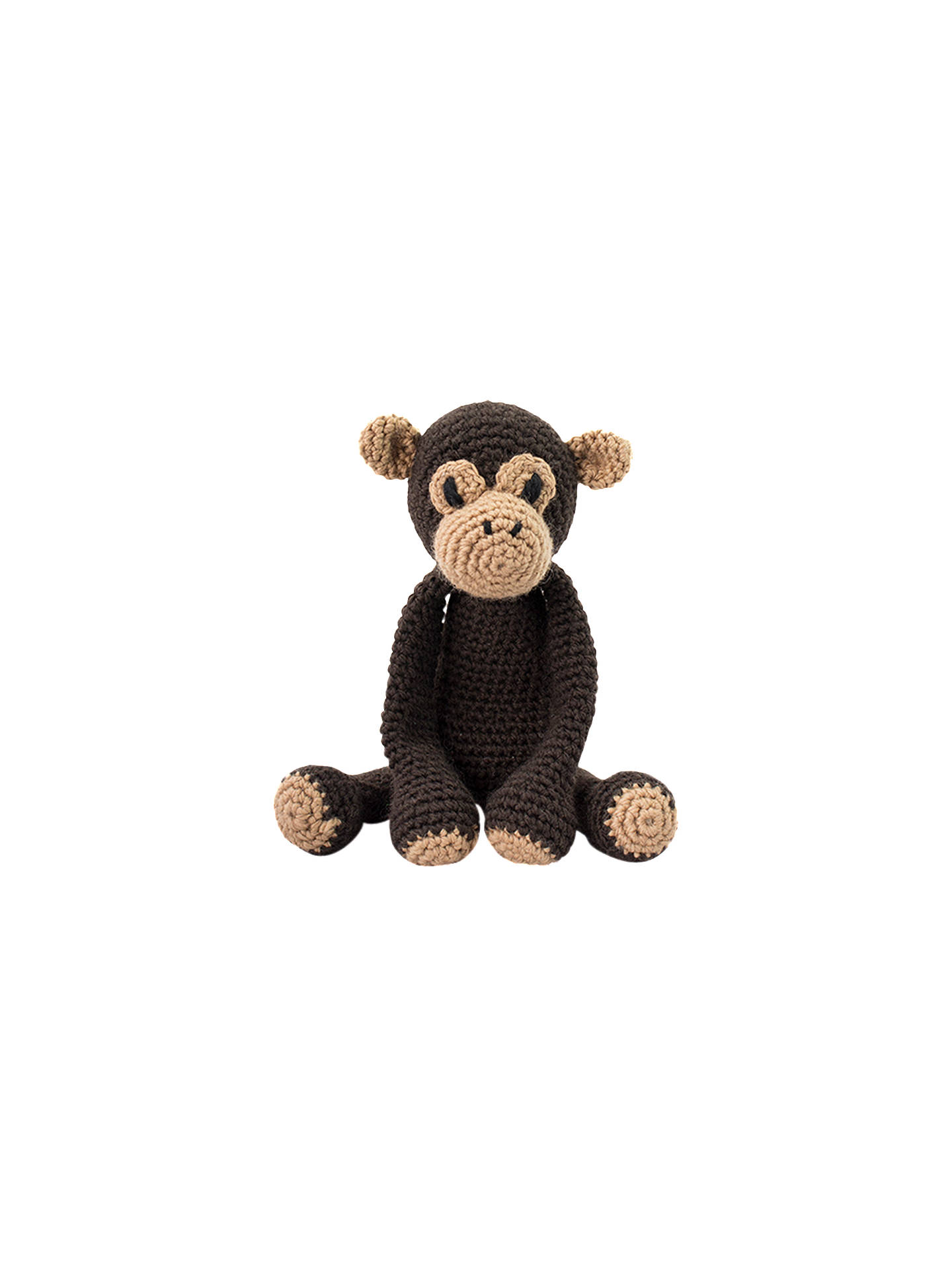 BuyToft Benedict The Chimpanzee Crochet Kit Online at johnlewis.com