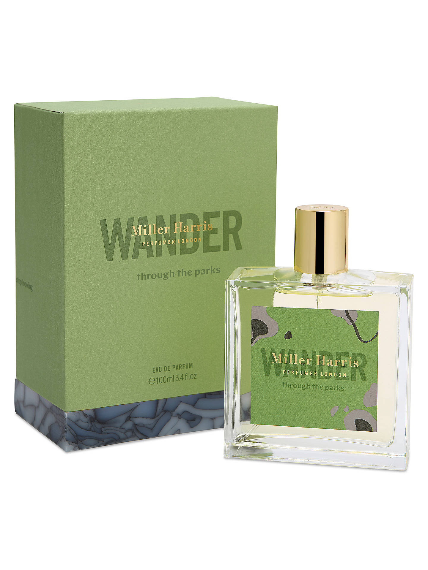 BuyMiller Harris Wander Through The Parks Eau de Parfum, 50ml Online at johnlewis.com