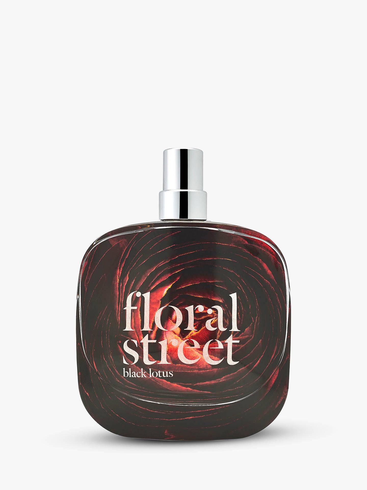 Floral Street Black Lotus Eau De Parfum At John Lewis Partners