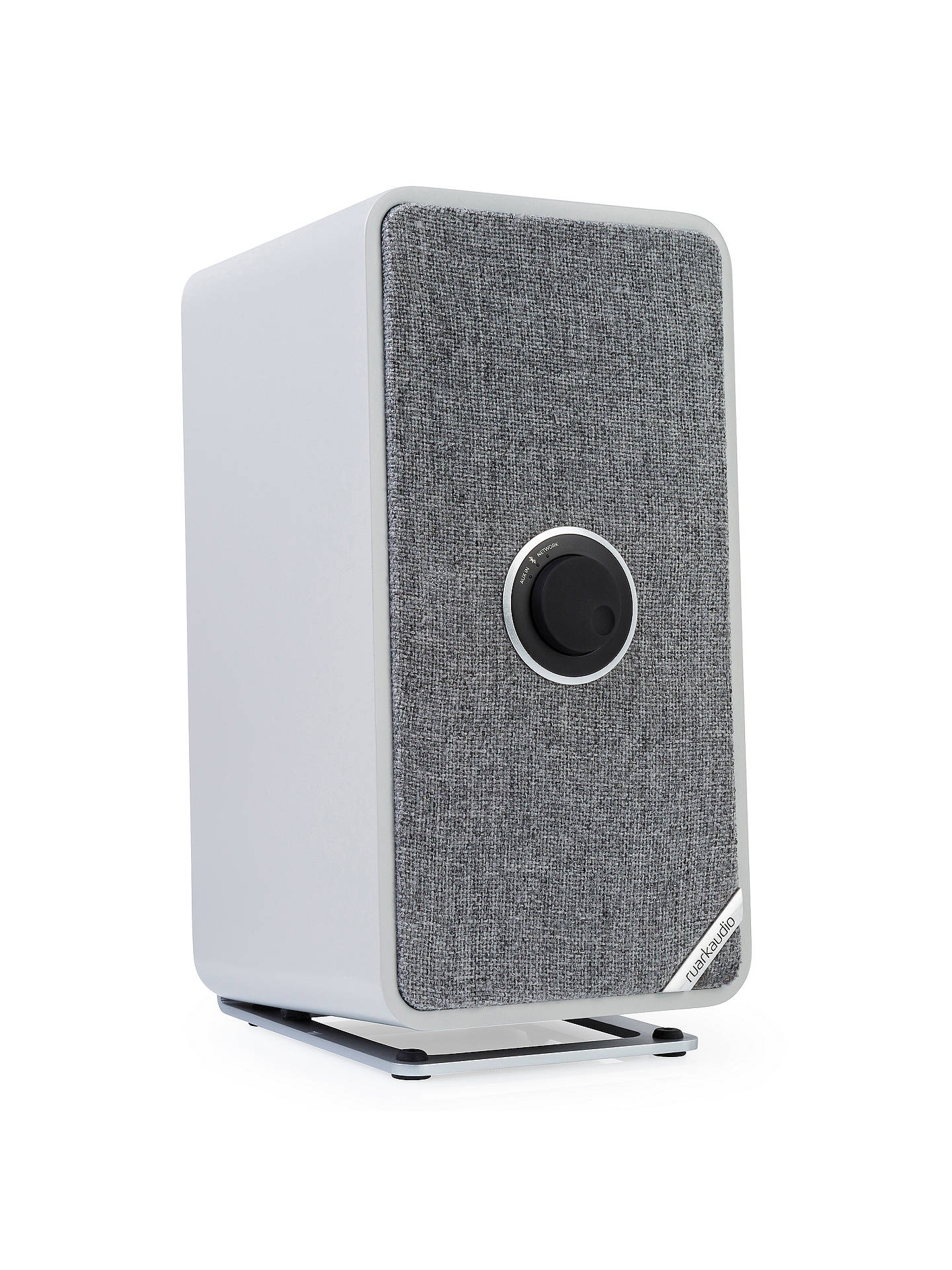 BuyRuark MRx Bluetooth Wi-Fi Connected Wireless Speaker, Soft Grey Online at johnlewis.com