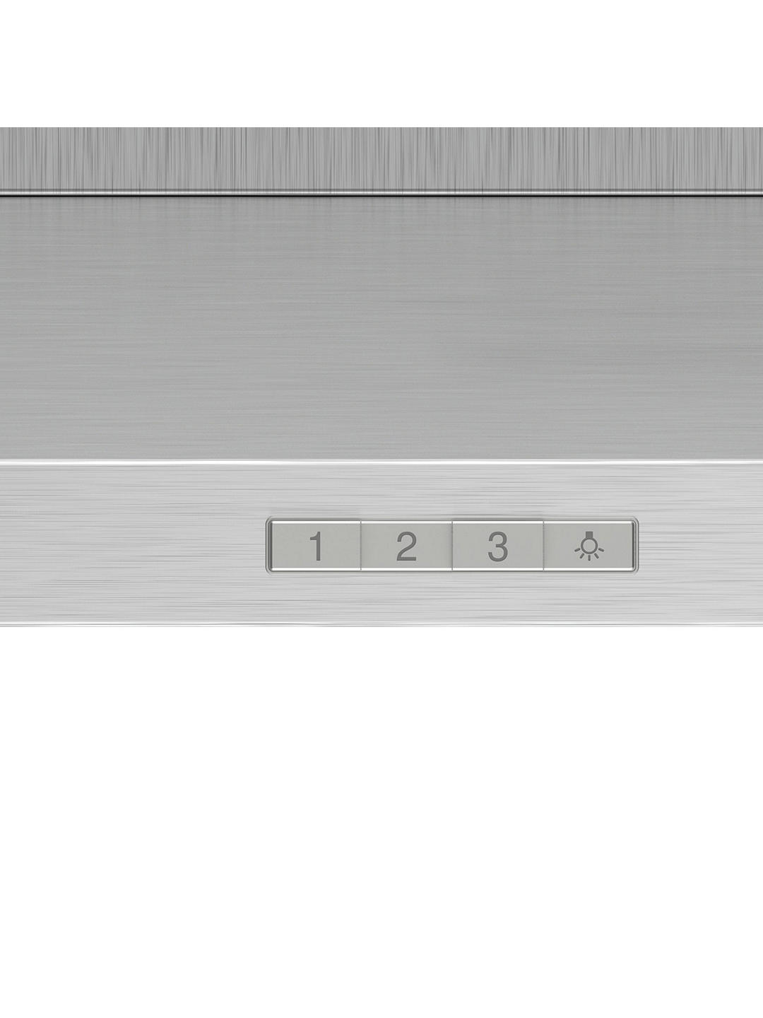 Buy Bosch DWQ74BC50B 75cm Pyramid Chimney Cooker Hood, D Energy Rating, Stainless Steel Online at johnlewis.com