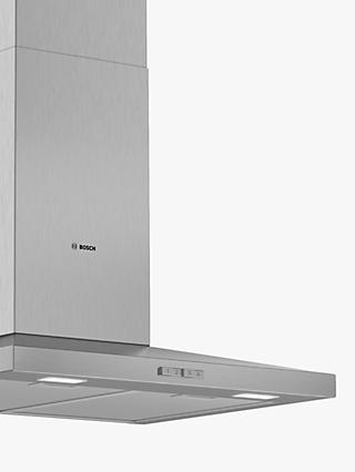 Bosch Serie 2 DWQ64BC50B Chimney Cooker Hood, Stainless Steel