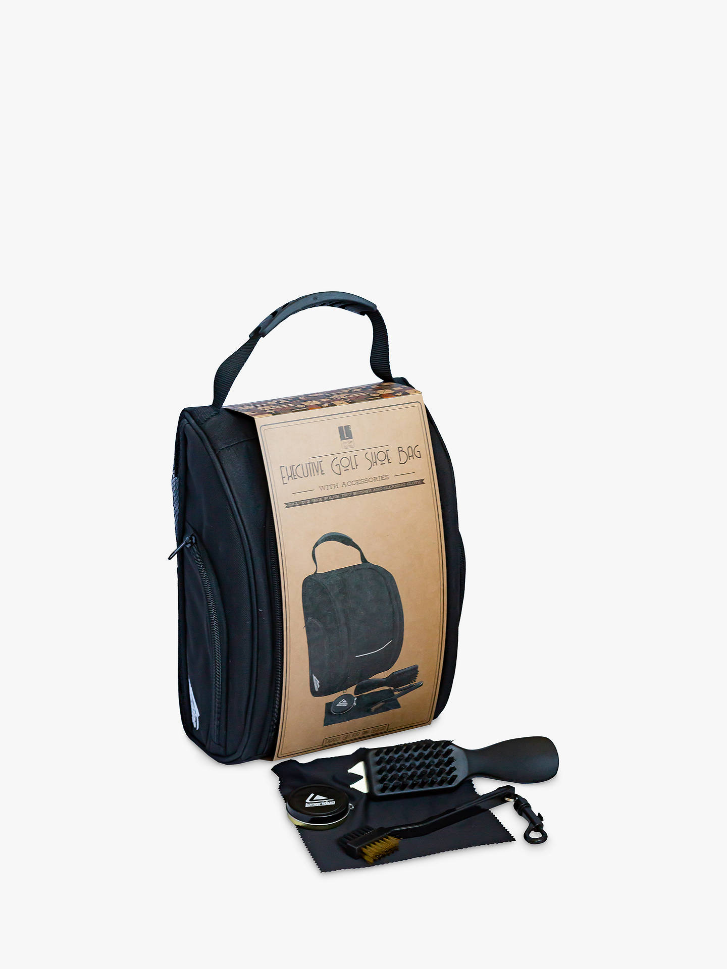9abc2c83e738 BuyLongridge Executive Golf Shoe Bag and Accessories Set Online at  johnlewis.com ...