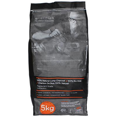 everdure by heston blumenthal Premium BBQ Charcoal Bag, 5kg