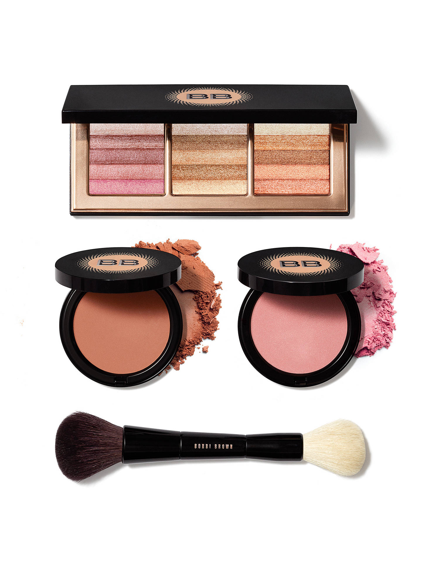 BuyBobbi Brown Bronzing Powder, Limited Edition, Golden Online at johnlewis.com