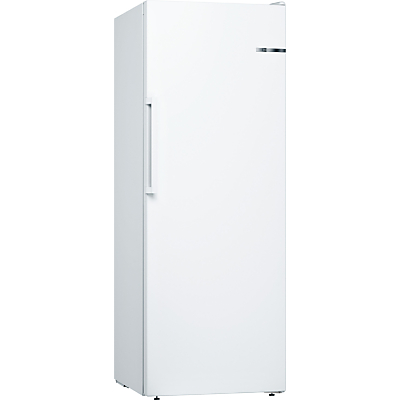 Bosch GSN29VW3VG Tall Freezer, A++ Energy Rating, 60cm Wide, White