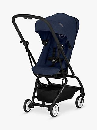 Cybex Eezy S Twist Puschair, Blue Denim
