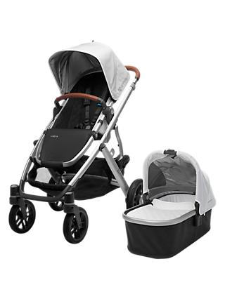 Uppababy Vista Pushchair and Carrycot, Loic