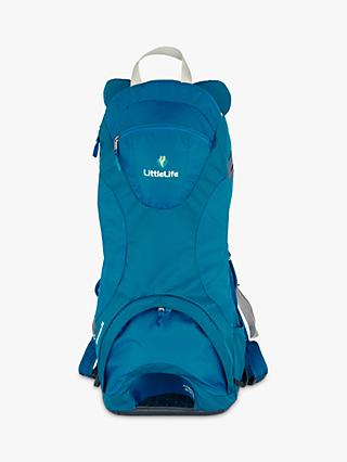 LittleLife Freedom S4 Child Back Carrier, Blue