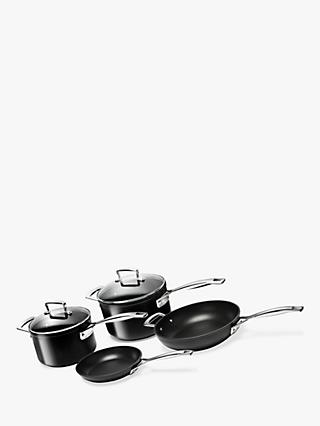 Le Creuset Toughened Non-Stick Cookware Pan Set, 4 Piece