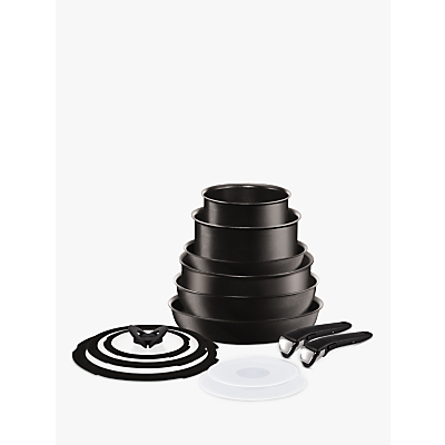 Tefal Ingenio Expertise Non-Stick Pan Set, 13 Piece
