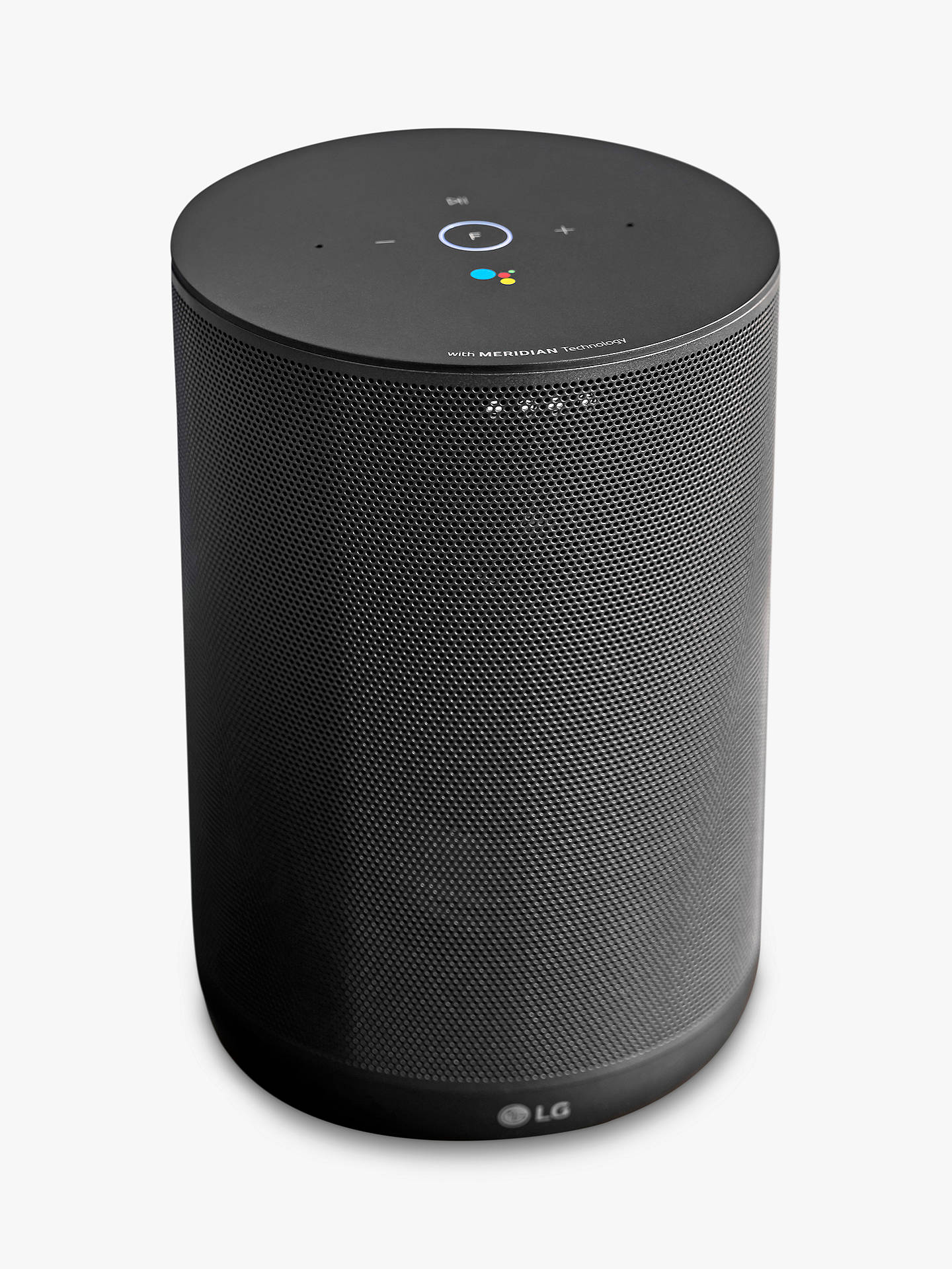 fdc3d76099fe Buy LG WK7 ThinQ Smart Speaker with Built-In Google Assistant Online at  johnlewis.