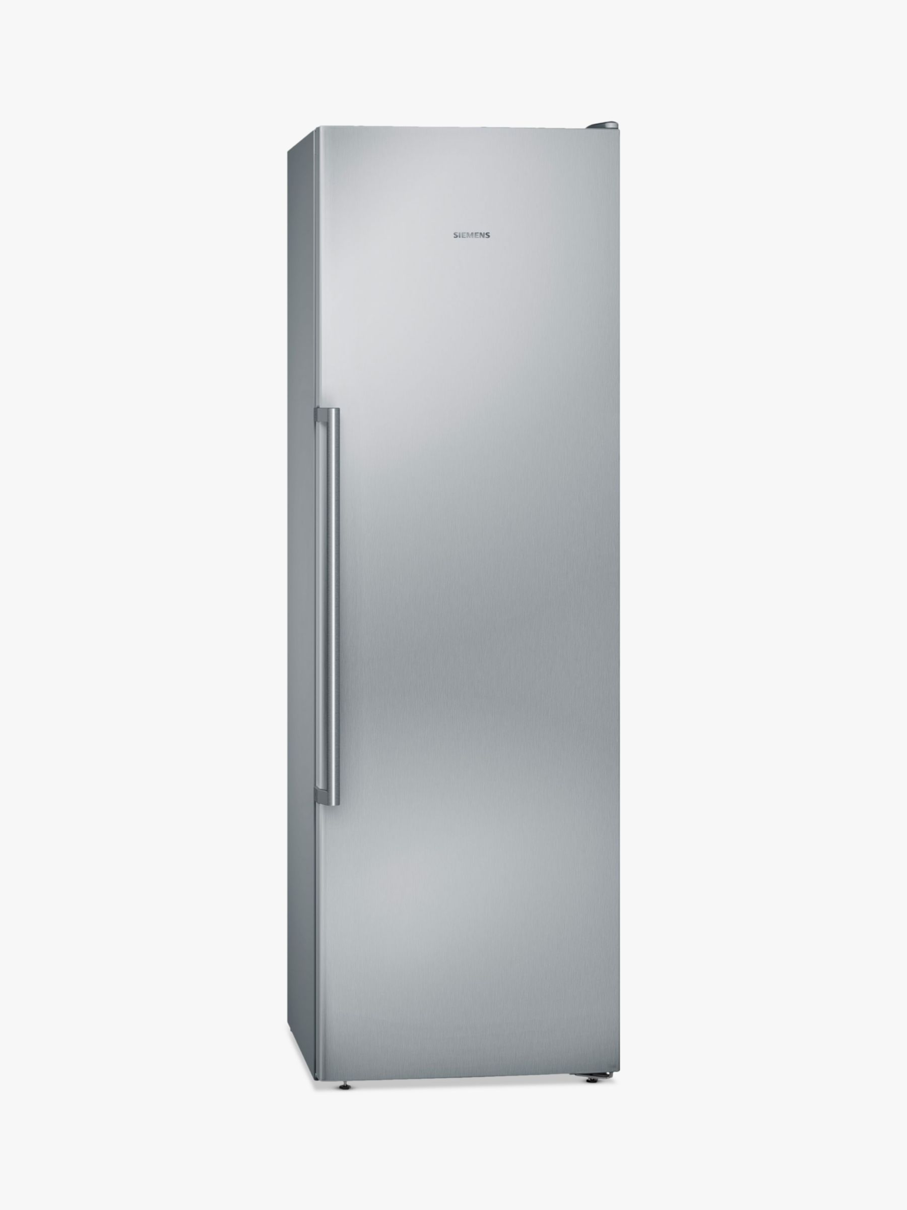 Siemens Siemens GS36NAI3P Tall Freezer, A++ Energy Rating, 60cm Wide, Silver