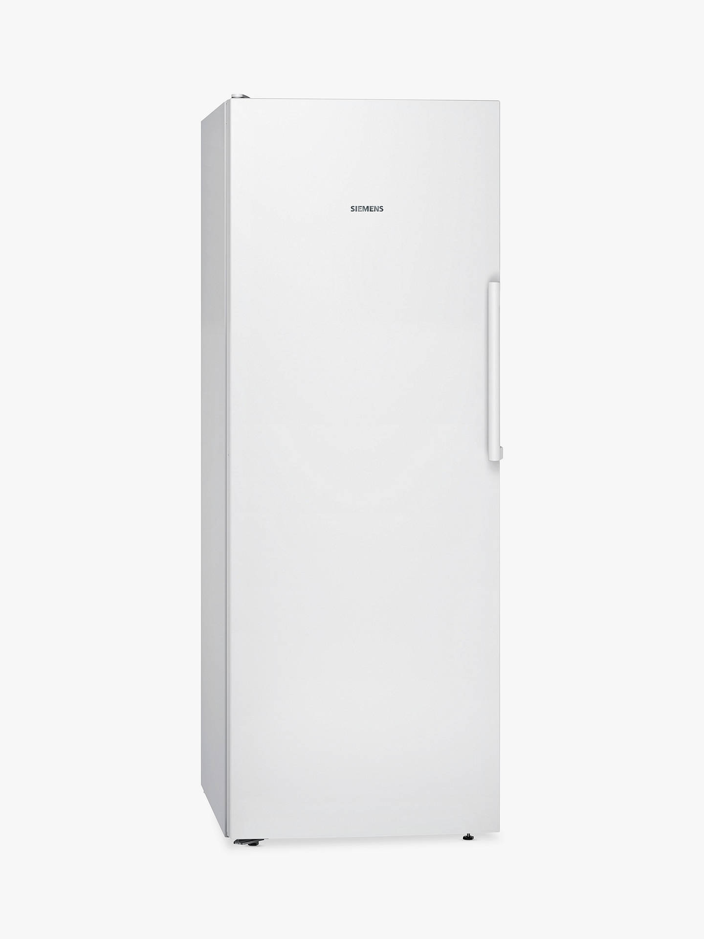 BuySiemens KS29VVW3P Tall Larder Fridge, A++ Energy Rating, 60cm Wide, White Online at johnlewis.com