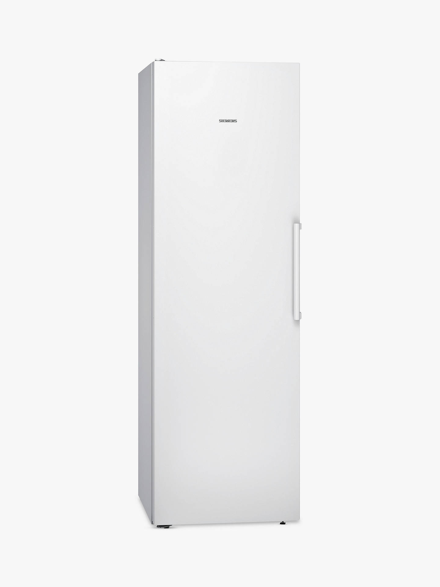 Buy Siemens KS36VVW3P Tall Larder Fridge, A++ Energy Rating, 60cm Wide, White Online at johnlewis.com