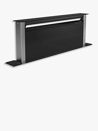 Neff D95DAP8N0B Downdraft Cooker Hood, Black