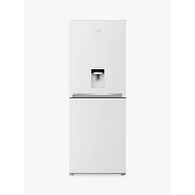 Beko CFG1790DW Freestanding Non-Plumbed Fridge Freezer, A+ Energy Rating, 70cm Wide, White