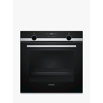 Siemens HB535A0S0B Built-In Single Oven, Stainless Steel
