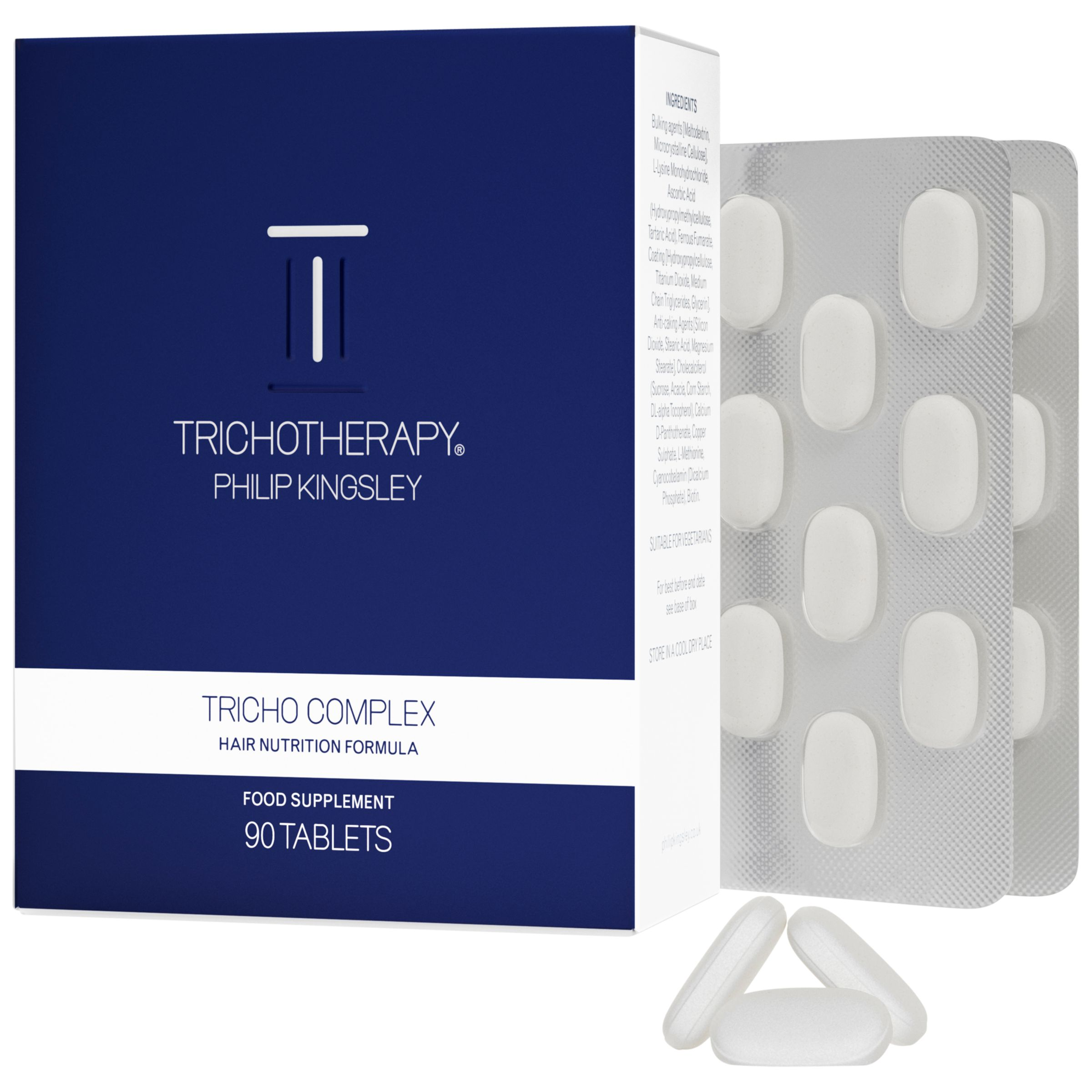 Philip Kingsley Philip Kingsley Tricho Complex, x 90 Tablets