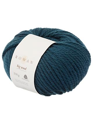 Rowan Big Wool Super Chunky Merino Yarn, 100g