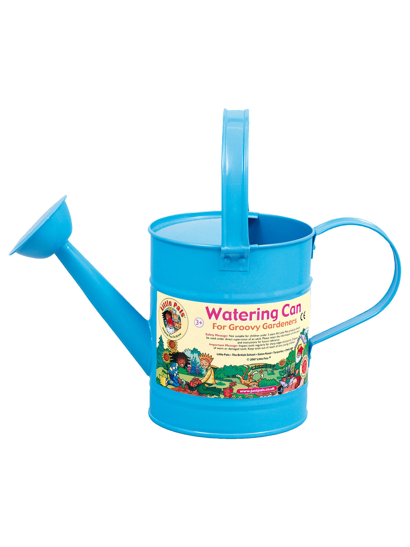 Little Pals Children S Garden Watering Can Blue Online At Johnlewis