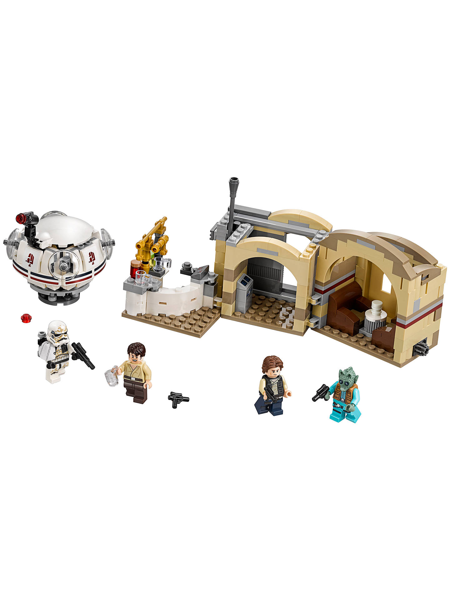 BuyLEGO Star Wars 75205 Mos Eisley Cantina Online at johnlewis.com