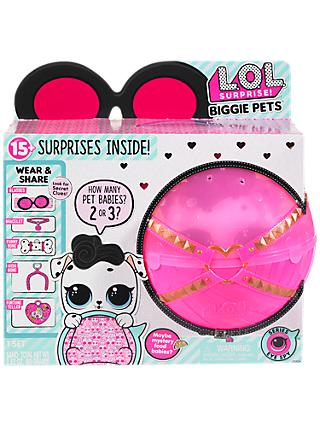 L.O.L Surprise Biggie Pet, Assorted Colours