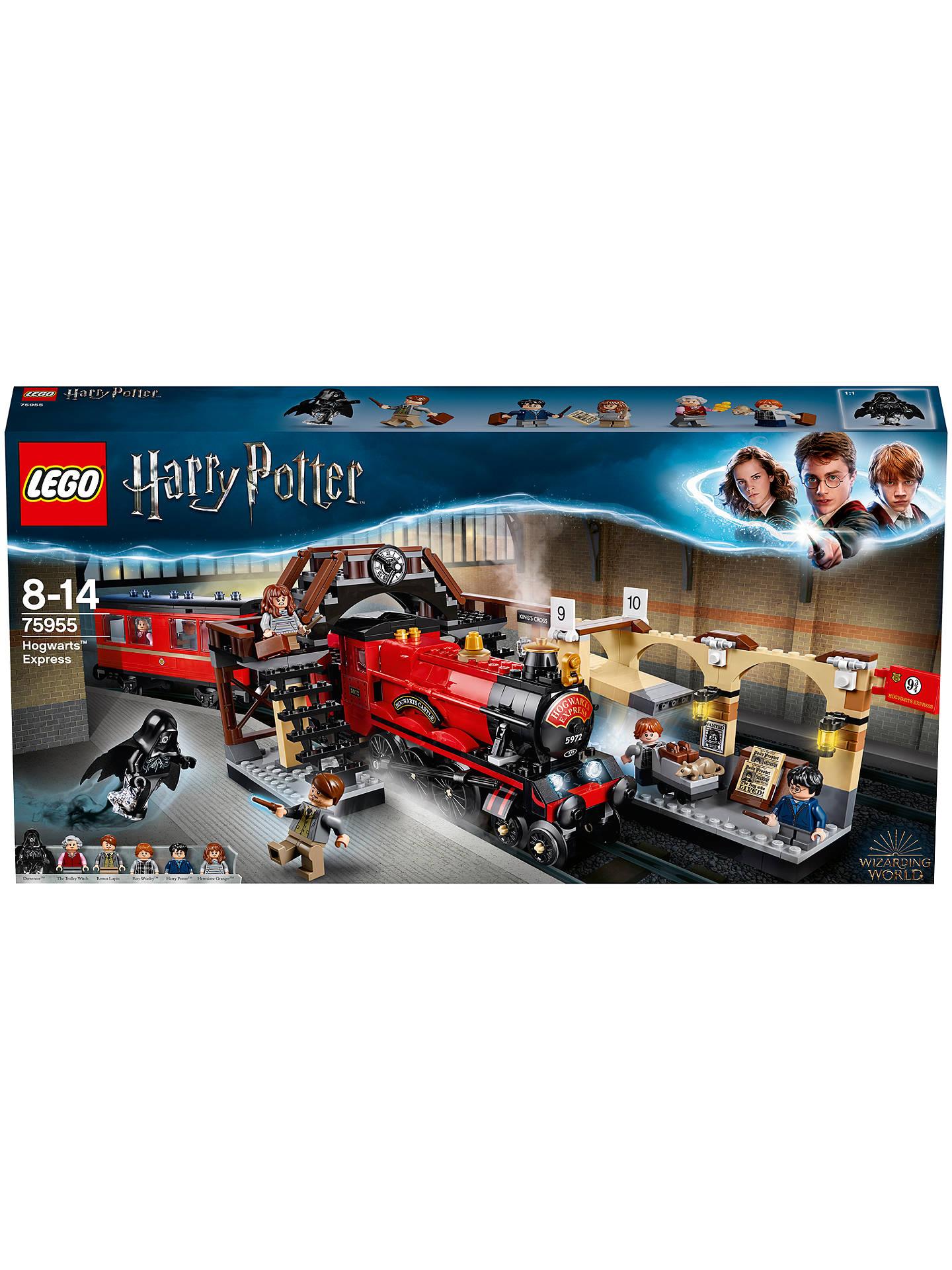 Zabawki konstrukcyjne Lego harry potter Hogwarts Express as photo 6 Minifigures 75955 SHOP CLOSING