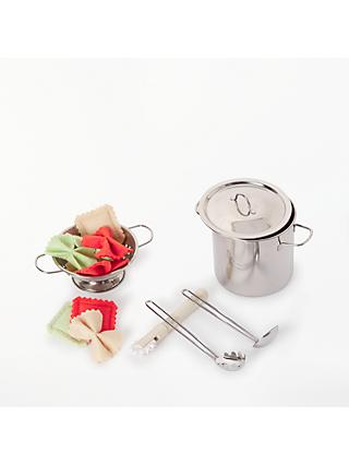 John Lewis & Partners Play Cooking Set