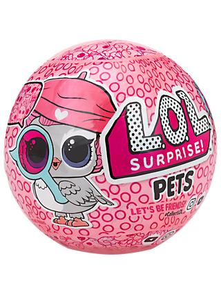 L.O.L Surprise Pets, Assorted