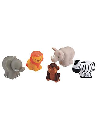 Early Learning Centre HappyLand Wild Animals Set