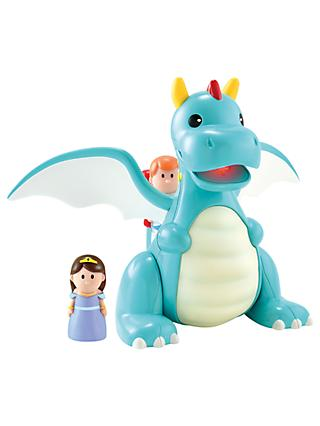 Early Learning Centre HappyLand Princess, Prince & Dragon Set