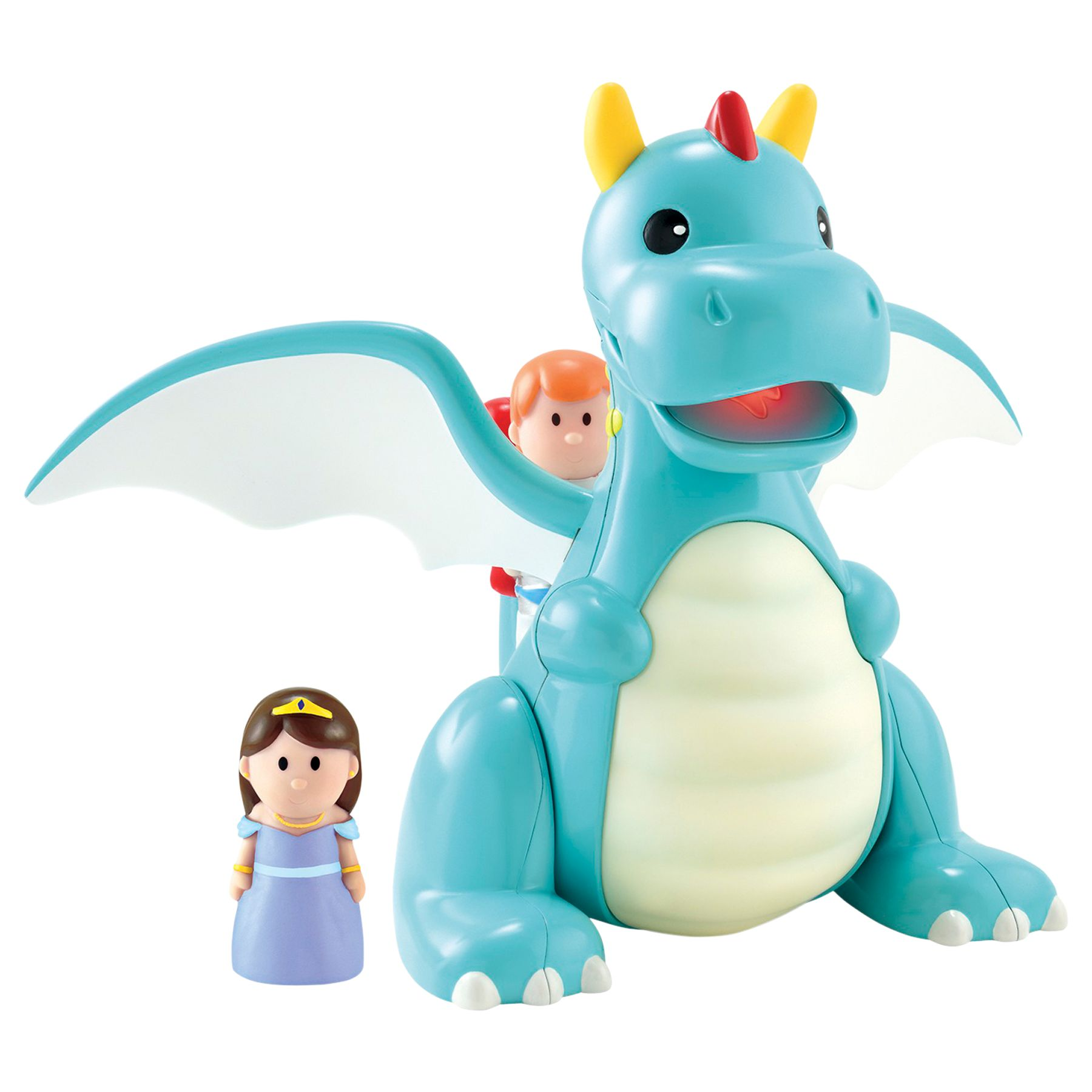 Early Learning Centre Early Learning Centre HappyLand Princess, Prince & Dragon Set