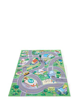 John Lewis & Partners Car Playmat and Accessories