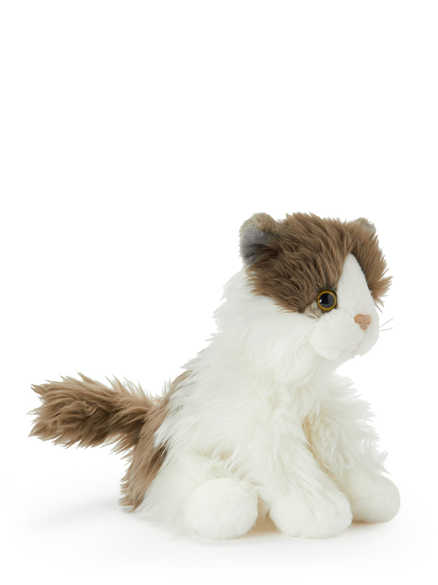BuyJohn Lewis & Partners Fluffy Cat Soft Toy Online at johnlewis.com