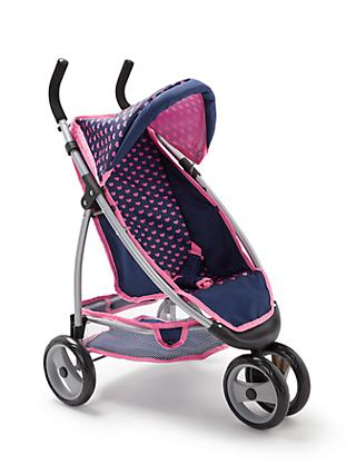 John Lewis & Partners Baby Doll Single Jogger