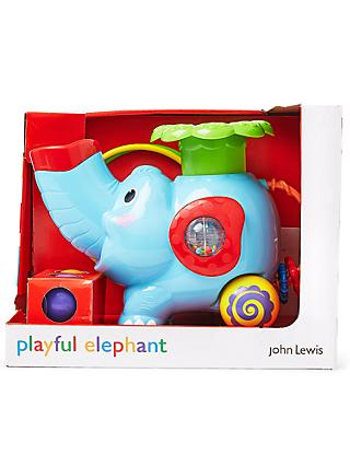John Lewis & Partners Playful Elephant