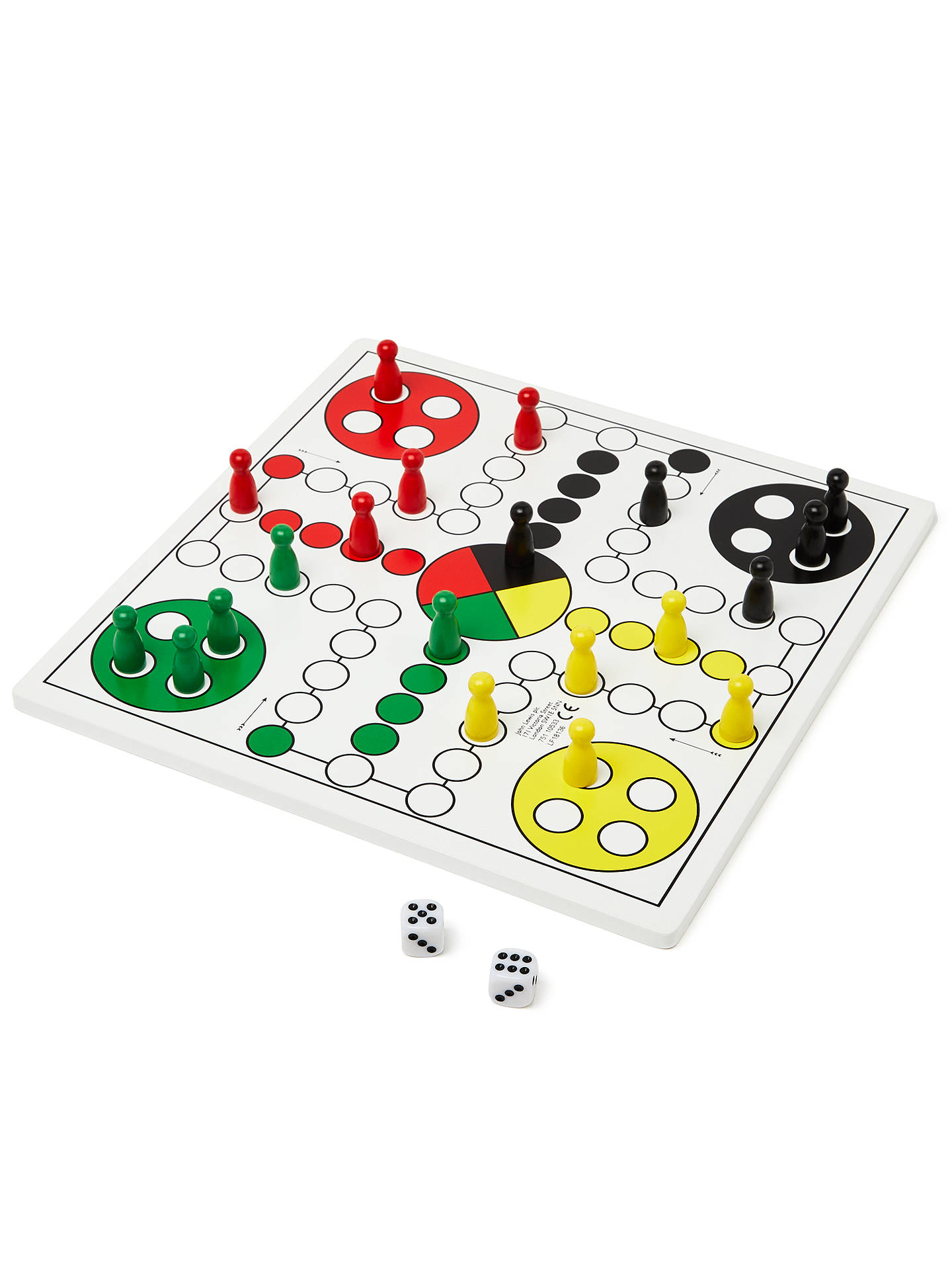 98f37f1f0151 ... Buy John Lewis & Partners Snakes and Ladders and Ludo Game Online at  johnlewis. ...